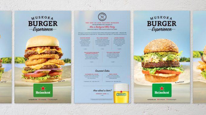 Turtle Jack's Muskoka Grill 2018 Muskoka Burger Experience