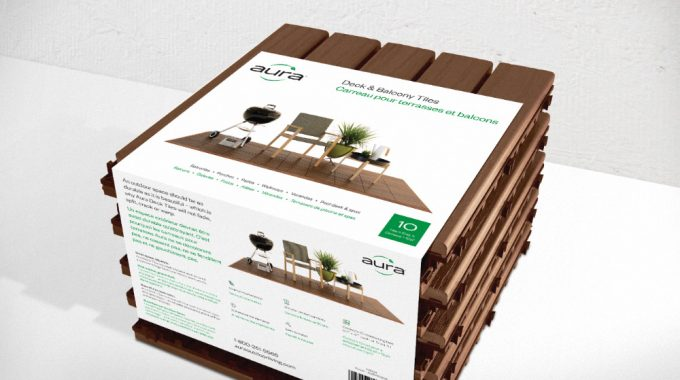 Aura Outdoor Living Package Design